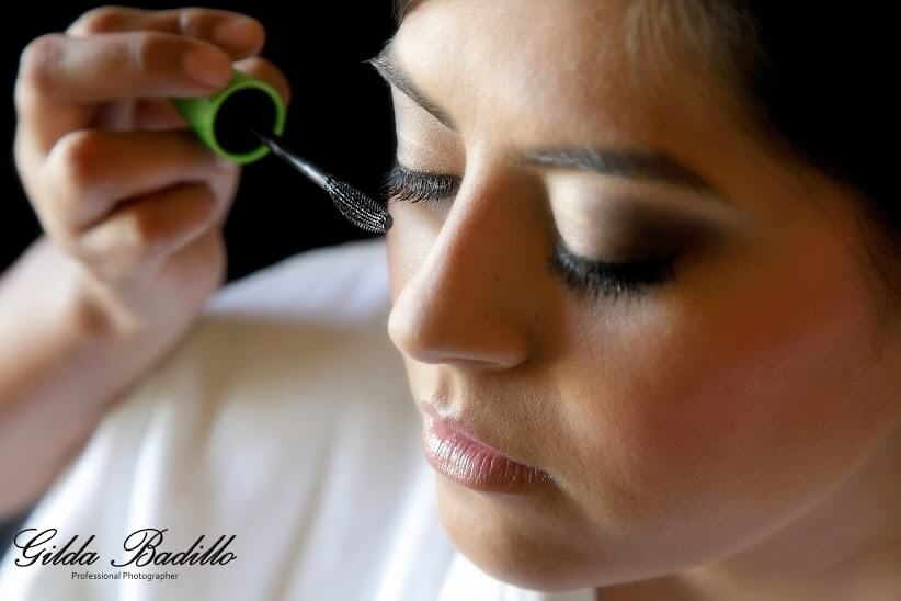 Beach Wedding Makeup For Olive Skin : Cabo bridal hair and makeup