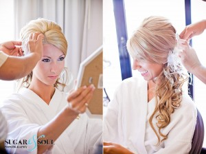 Bridal hair and make-up Barcelo Los Cabos