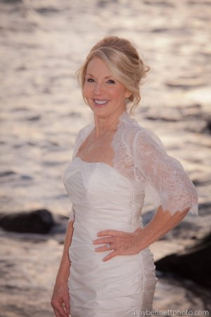 Wedding Hair and Make-up and Decor by Suzanne Morel At esperanza Resort Los Cabos