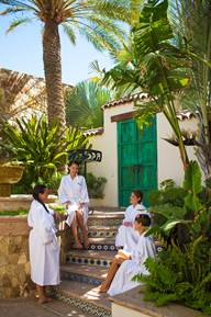 Luxury Spa Party in Los Cabos