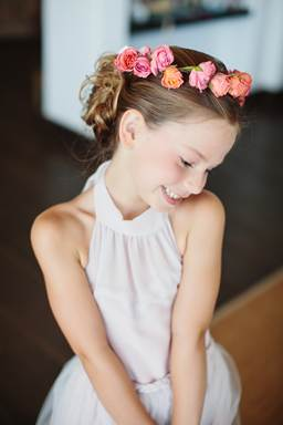 Children Wedding Hair 4