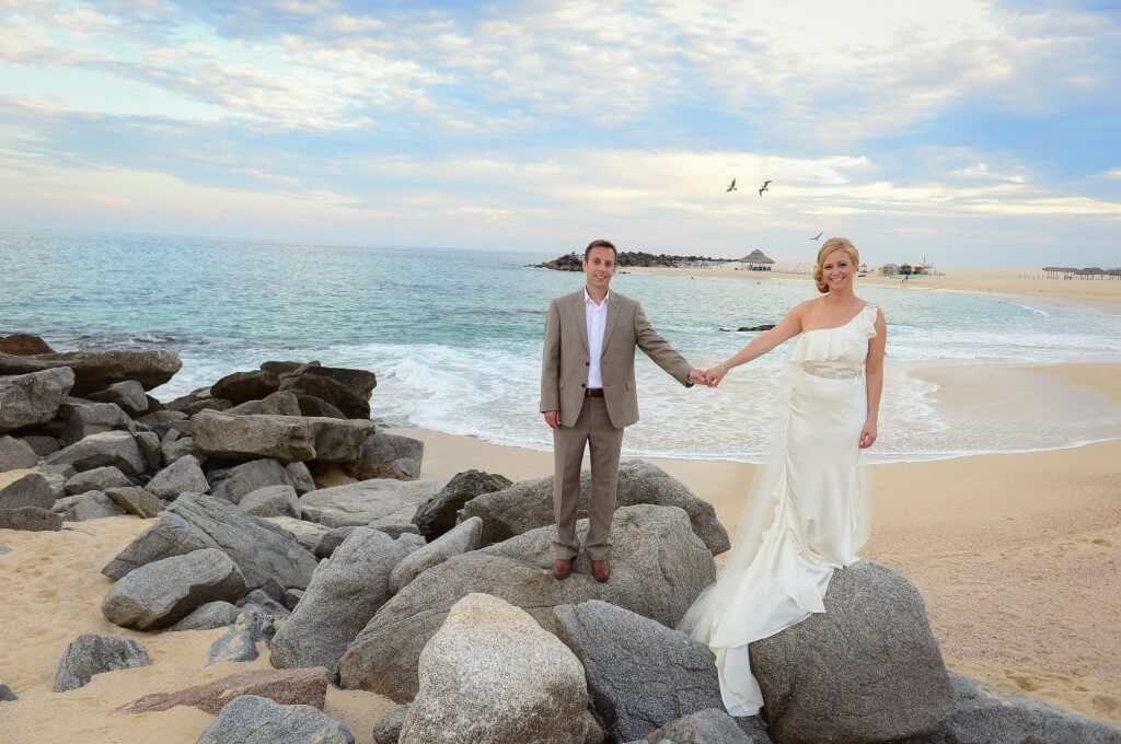 Cabo bridal hair and makeup