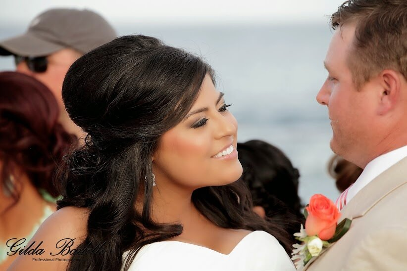 Cabo bridal hair and makeup 3