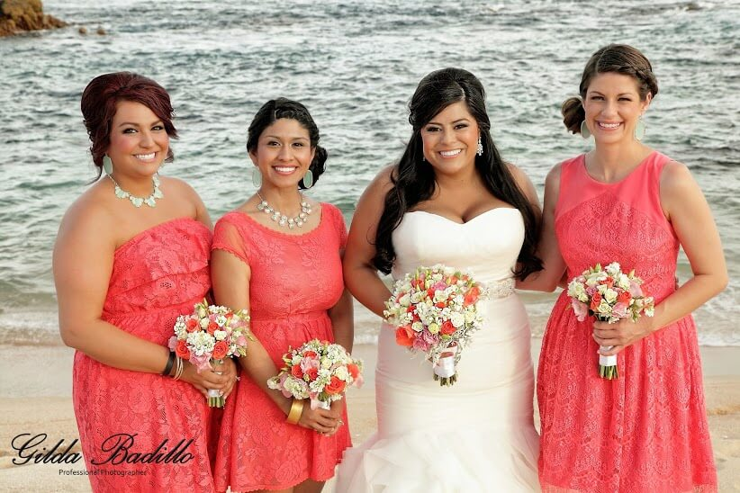 Cabo bridal hair and makeup 4