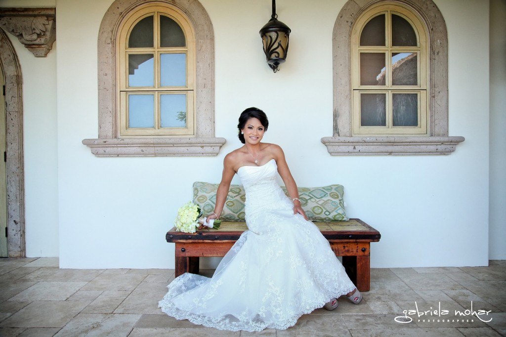 Cabo bridal salon