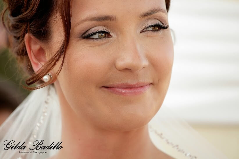los cabos wedding bride