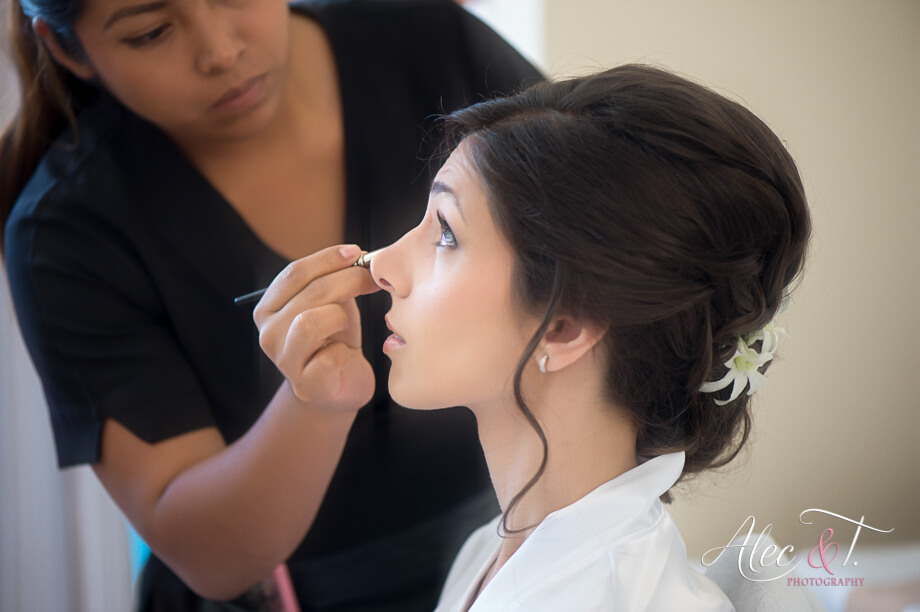 Cabo makeup artist