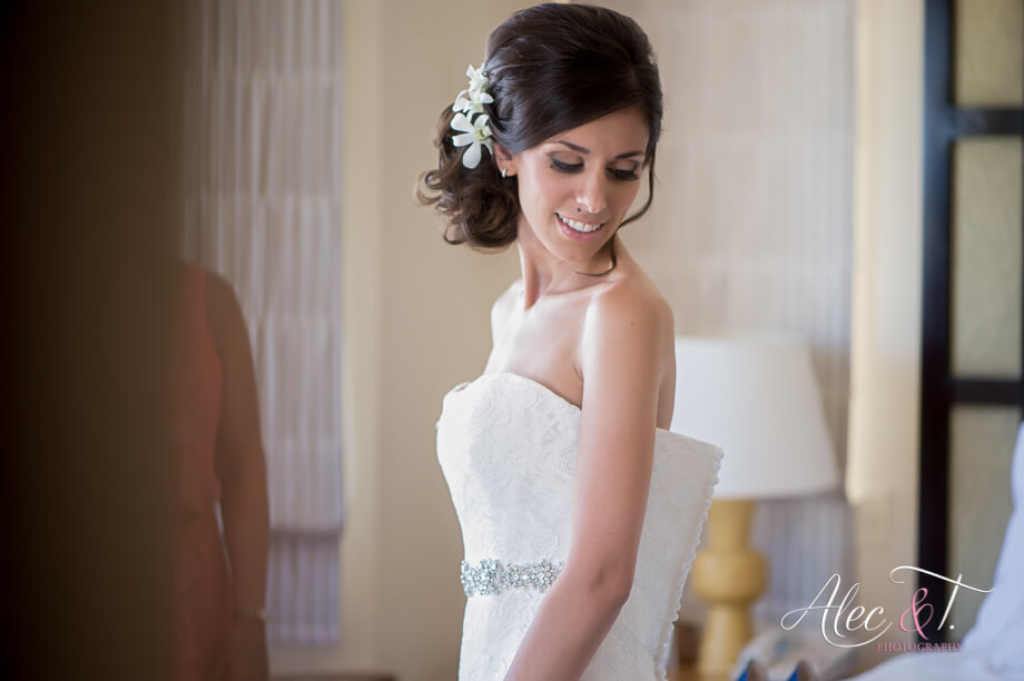 best Cabo bridal salon