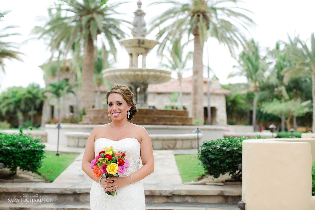 Cabo bridal hairstylist