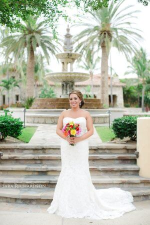Cabo wedding salon