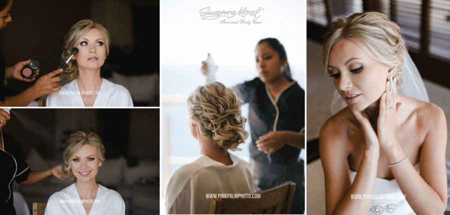Flawless bridal hair and make up by suzanne morel face and for Absolutely flawless salon
