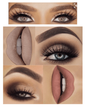 smokey-eyes-look