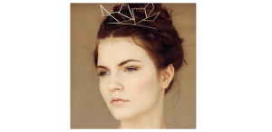 Bridal Hair Geometric Headpieces Suzanne Morel