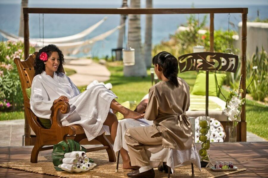 Cabo San Lucas Spa Treatments