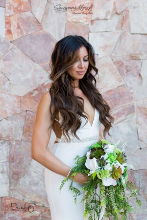 Wedding Hair and Makeup in Cabo San Lucas