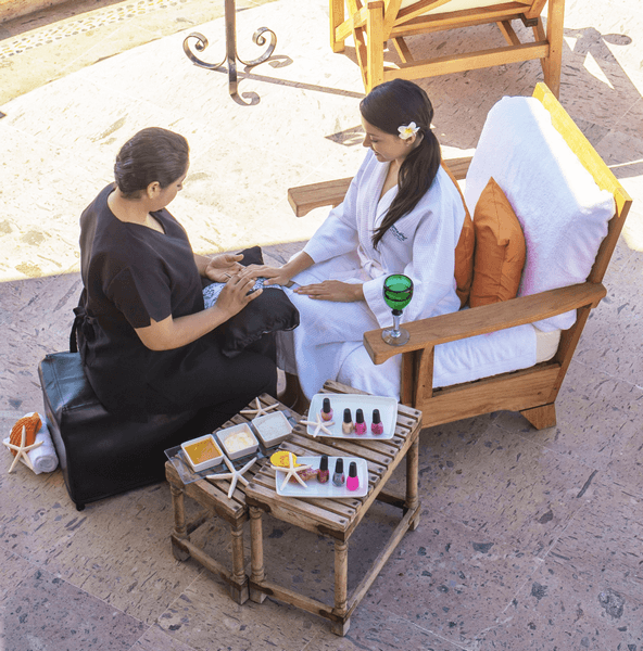 Spa Services in Cabo San Lucas
