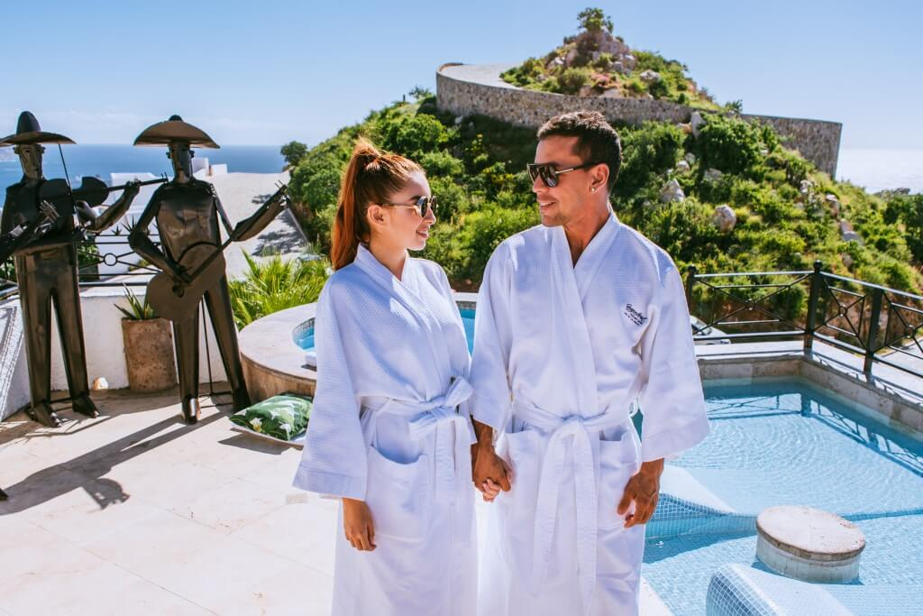 Romantic Spa Day in Cabo San Lucas