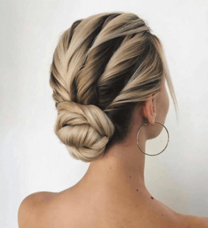 Inspiration Wedding Hairstyle