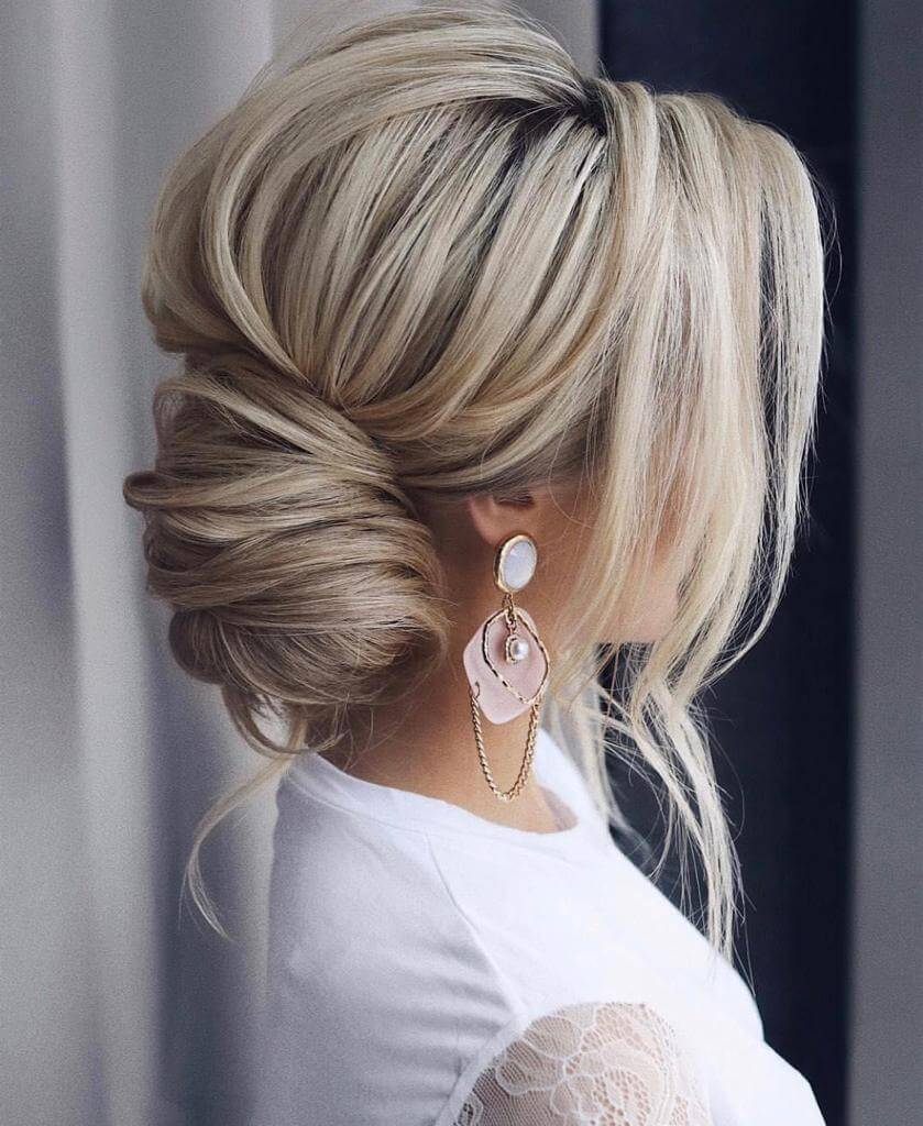 Short Hairstyle For Join Wedding: Inspiration Wedding Hairstyle