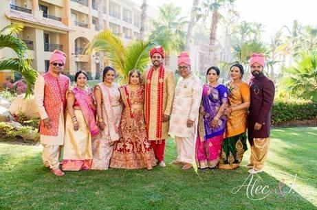 Destination Hindu Wedding in Los Cabos