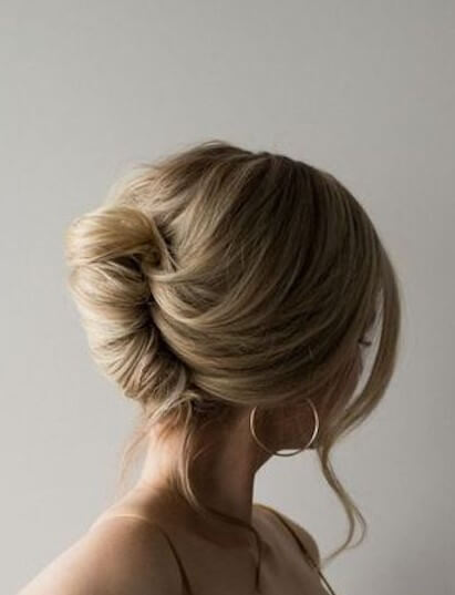 Bridal Hairstyles Guide Suzanne Morel