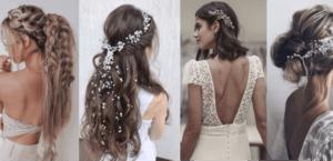 Bridal hair trends 2021
